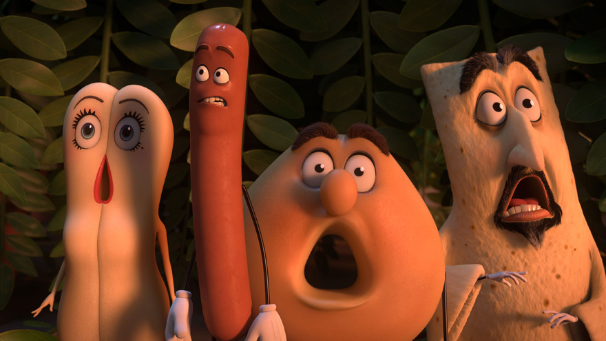 Straat Picks 5 Movies to Watch in October 2016 (Sausage Party)