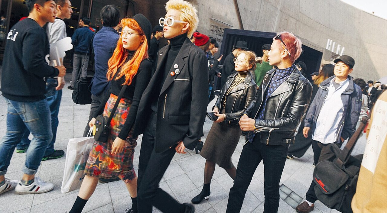 Seoul Fashion Week: Mid-Week Report