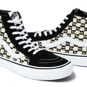 Supreme x Vans Sk8-Hi and Authentic are Coming Your Way