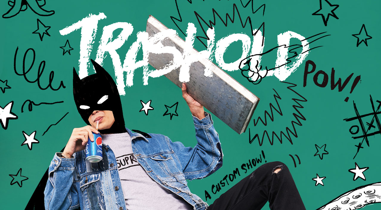 Tell Your Children and contemptcreations Present: Thrashold