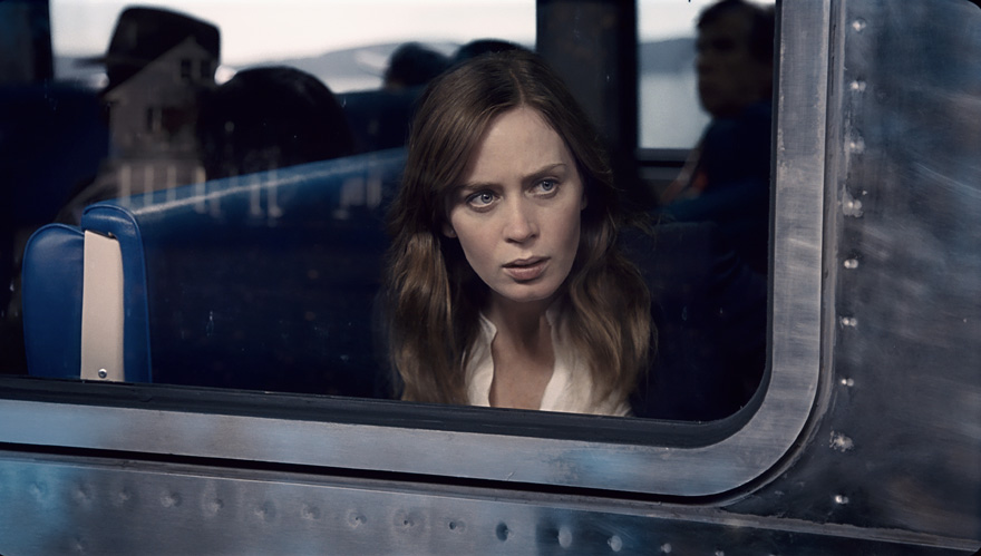 Straat Picks 5 Movies to Watch in October 2016 (The Girl on the Train)
