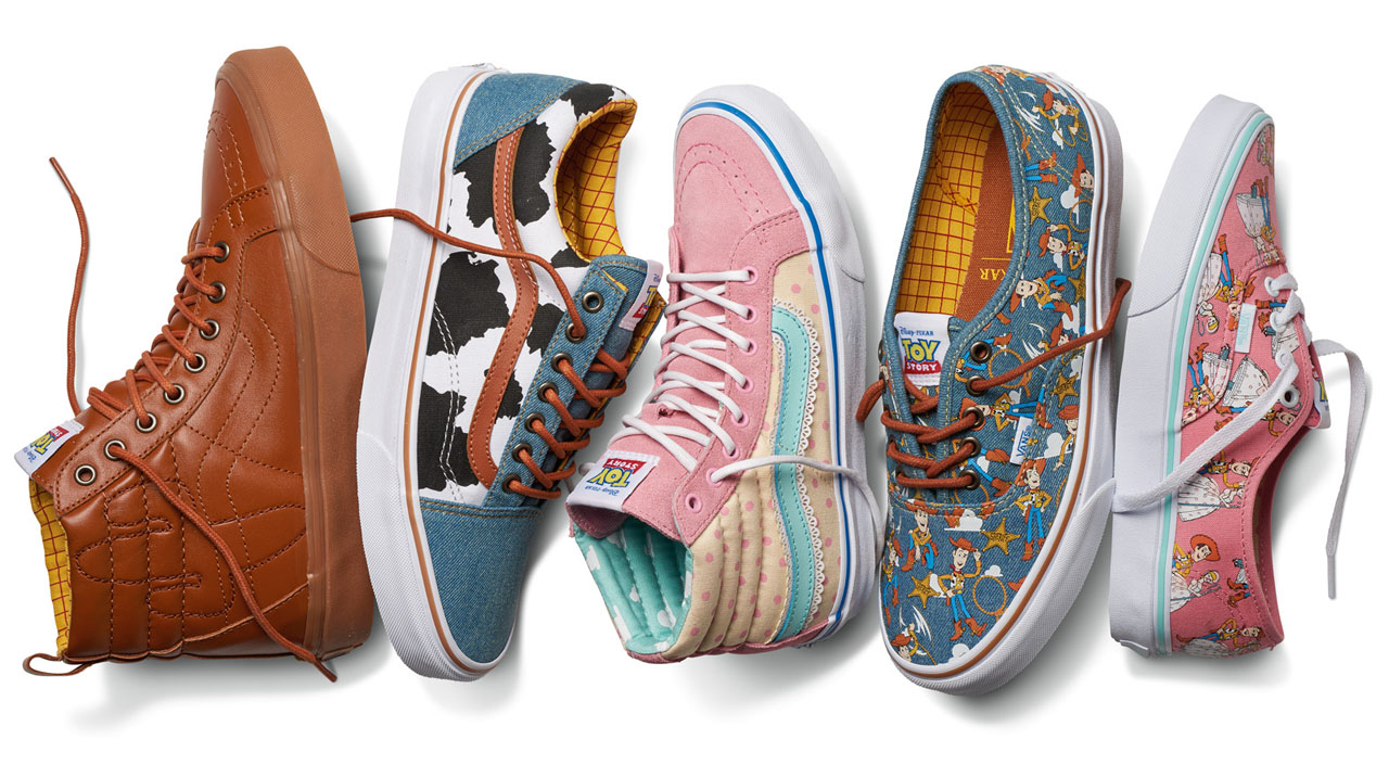 vans toy story malaysia