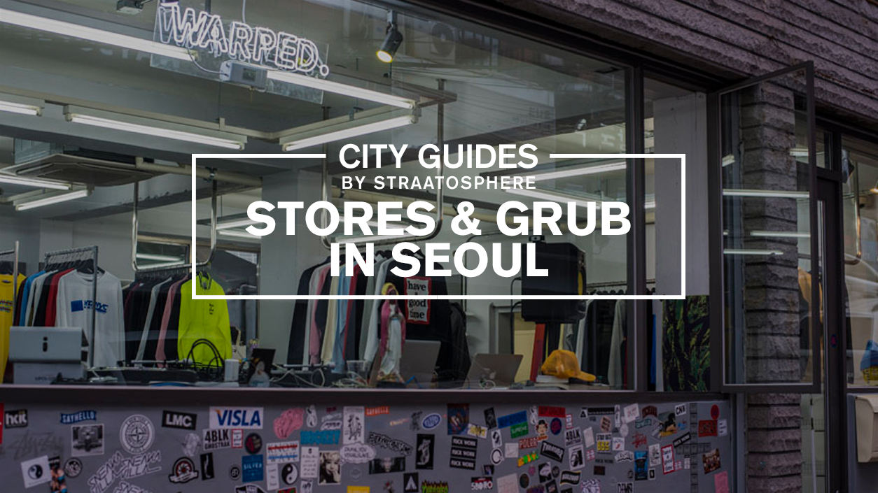 Seoul stores