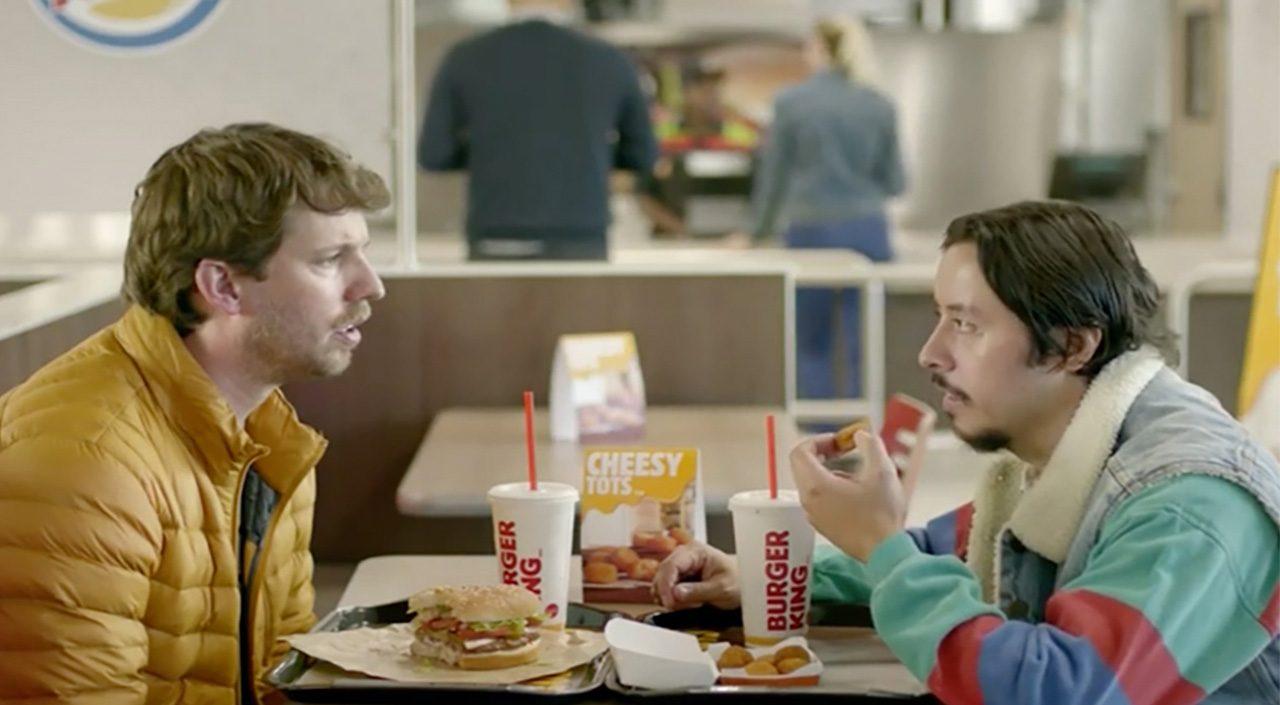 Napoleon Dynamite Burger King Tater Tot Ad