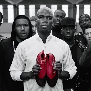 Pogba stars in the latest adidas Football film to promote Red Limit ACE 17+ PURECONTROL