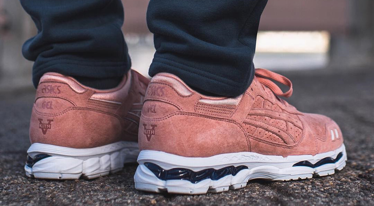 """Ronnie Fieg Unveils ASICS Tiger GEL-LYTE 3.1 """"Salmon"""" Sneakers"""
