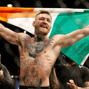 """Conor McGregor Unveils Program That Lets You """"Punch with Devastating Force"""""""