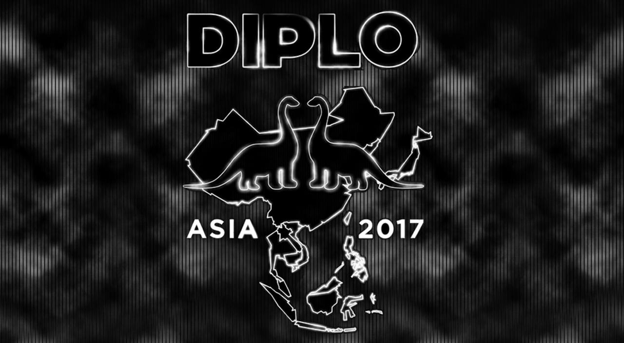Diplo announces Asia 2017 tour dates