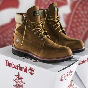 """Jimmy Jazz and Timberland to Release """"Sesame Chicken"""" Boots"""