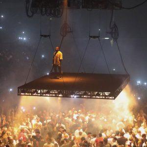 Kanye West Cancels Concert, But Finds Time for 99 Posts on Instagram