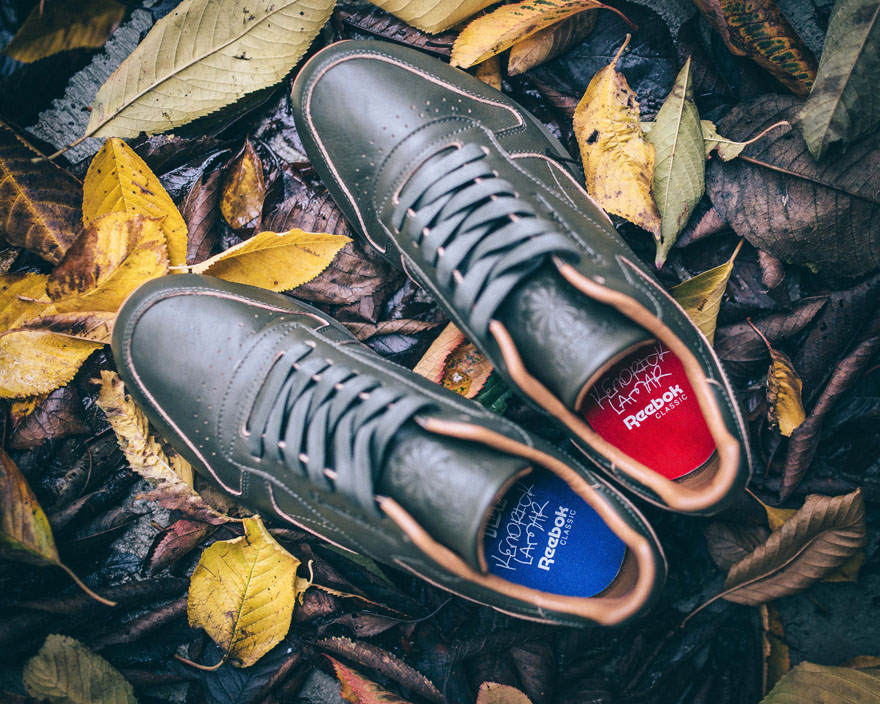 Kendrick Lamar x Reebok Classic Leather Lux