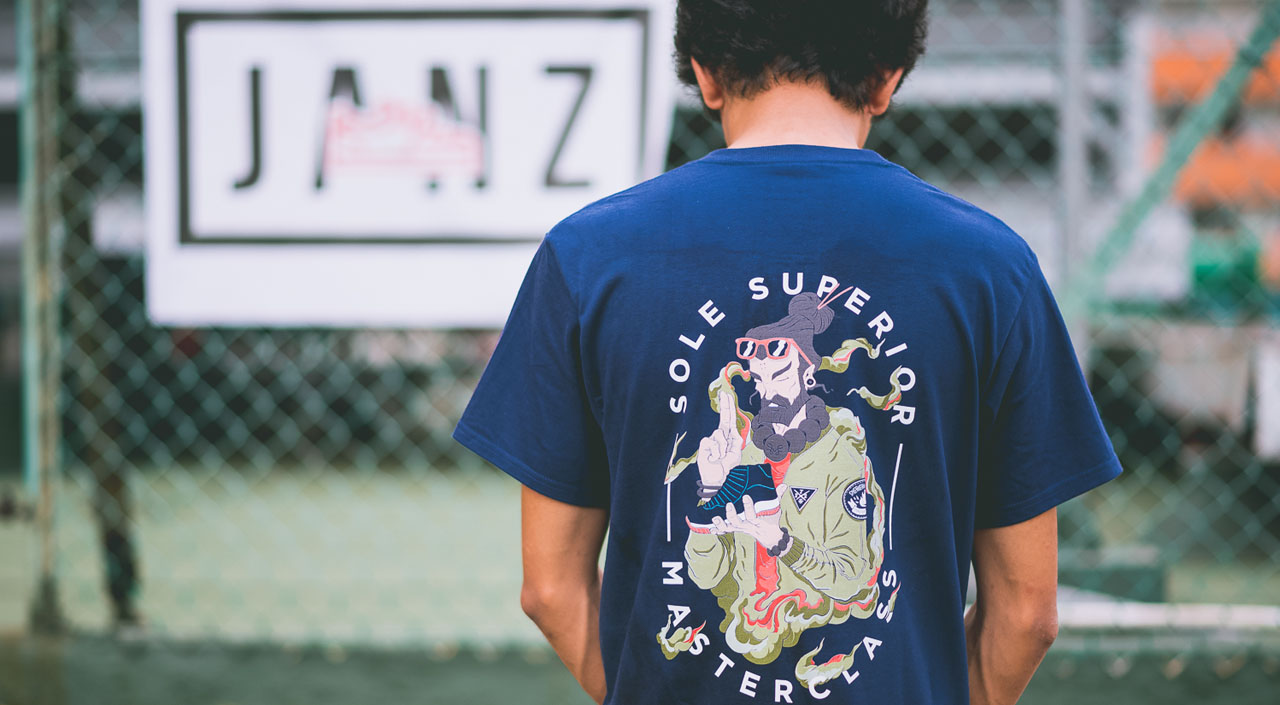 5 Made-in-Singapore Streetwear Labels at Sole Superior 2016