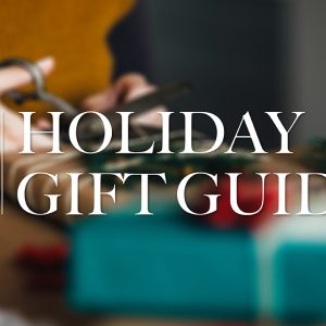 Holiday Gift Guide 2016: Caps, Bags, Apparel and More