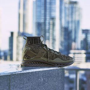 The Weeknd Fronts PUMA's IGNITE evoKNIT Sneaker