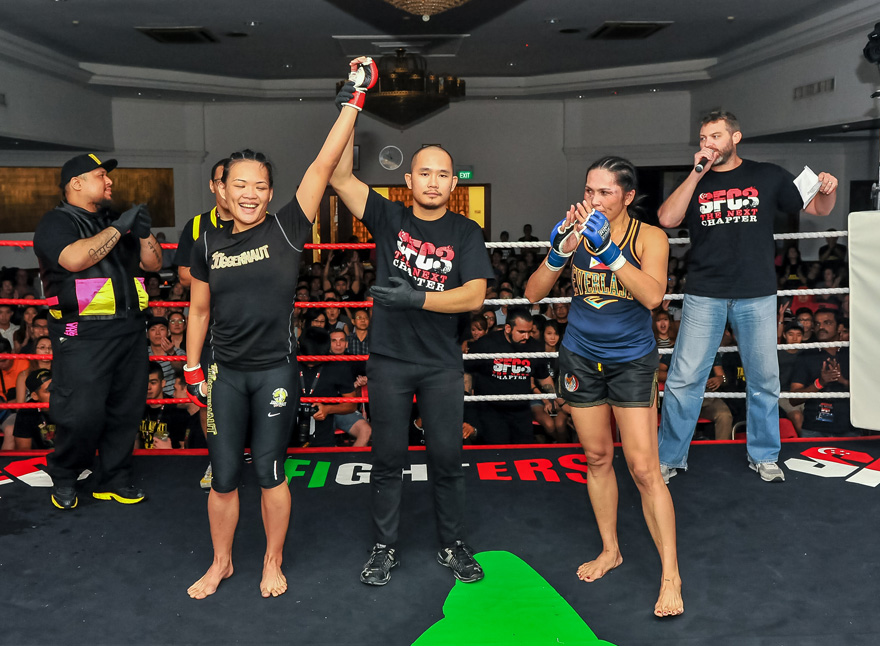 Tiffany Teo is Ready to Rock Singapore's MMA Scene