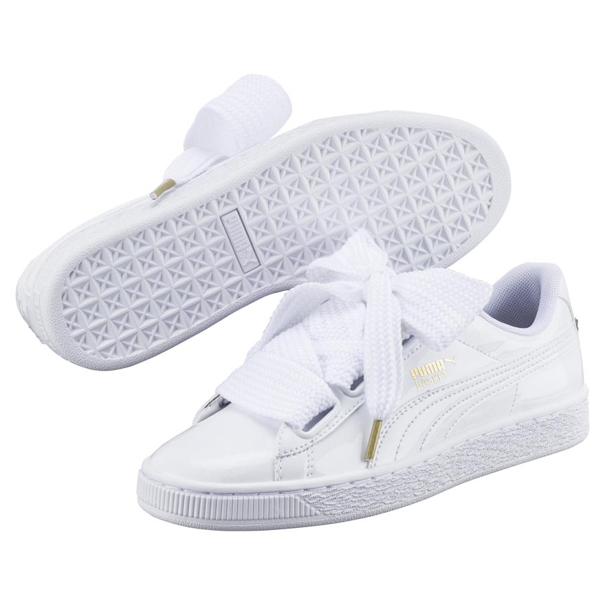 Puma Basket Heart Singapore