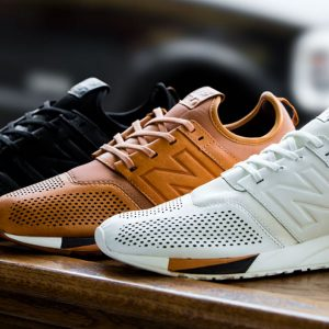 New Balance Debuts 247 Luxe Sneaker