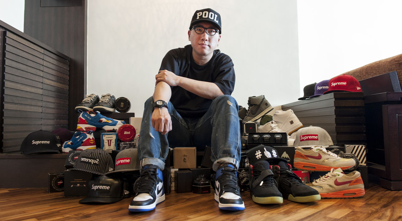 Straat Your Stuff: Joel Tan