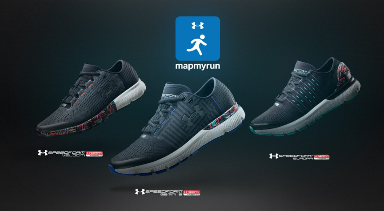 Under Armour Record Equipped Shoes Will Tell You When to Stop