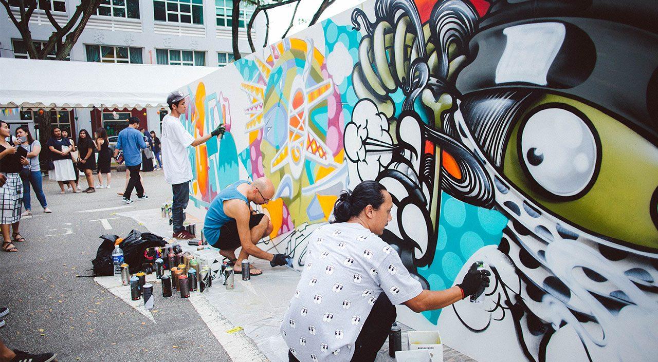 Aliwal Urban Art Festival 2017