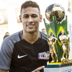 Neymar Jr's Five Soccer Tournament Makes a Return