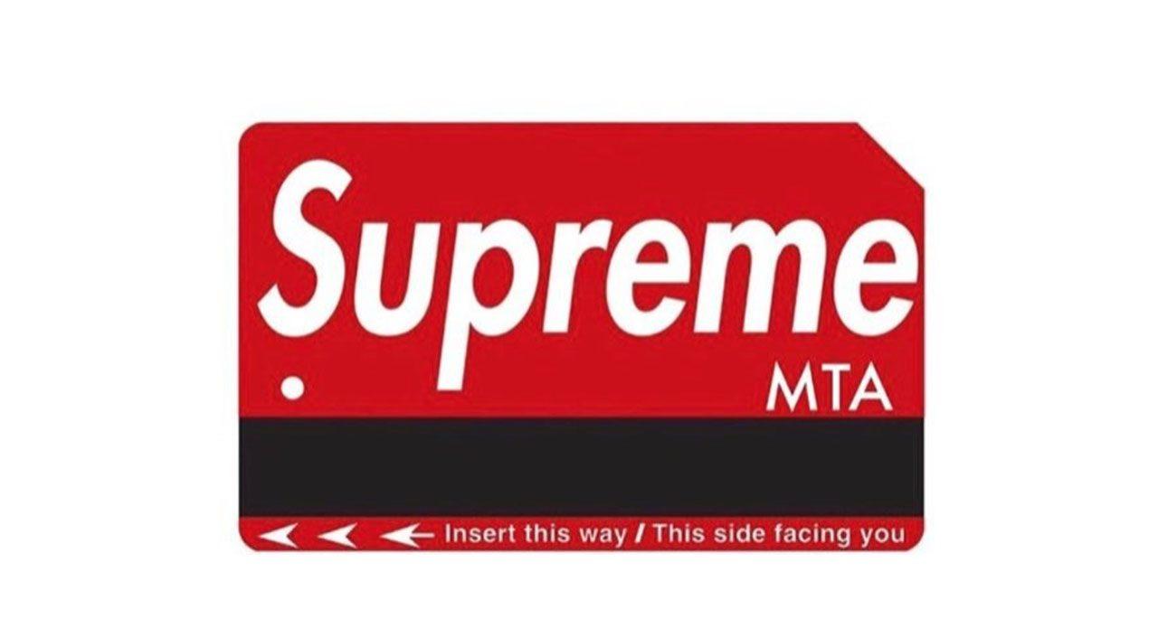 Supreme x MTA