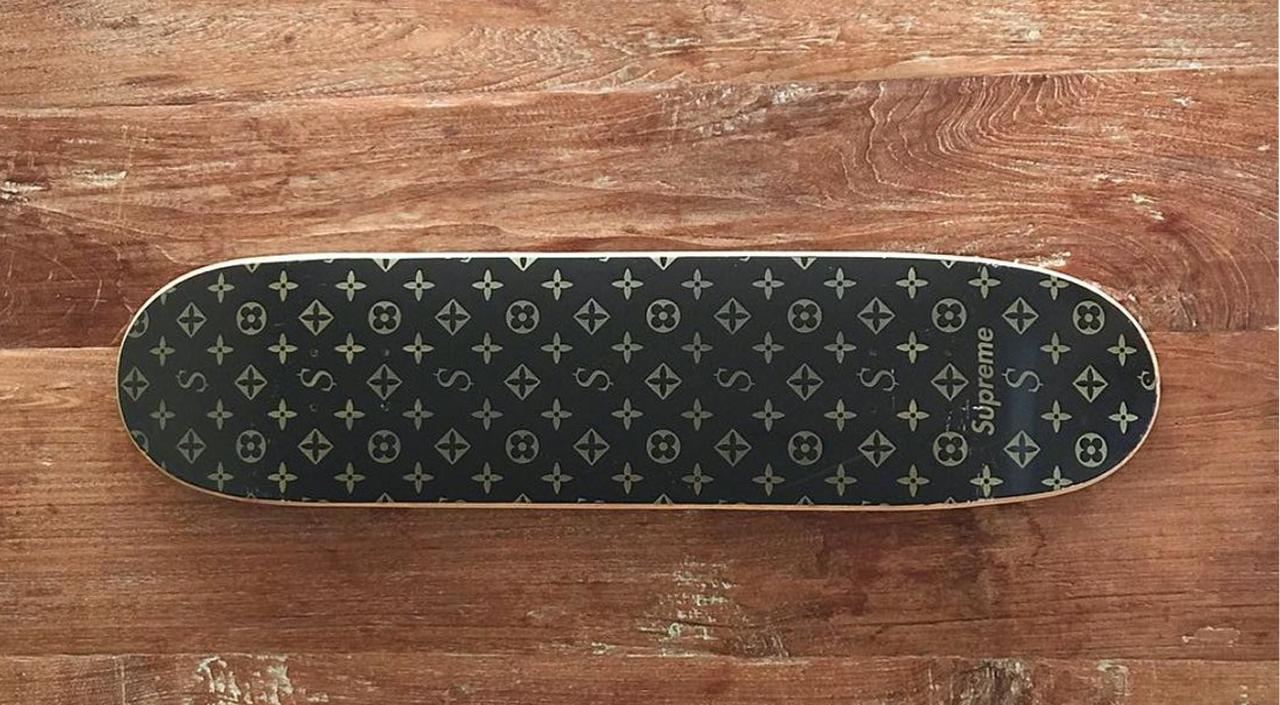 Supreme X Louis Vuitton