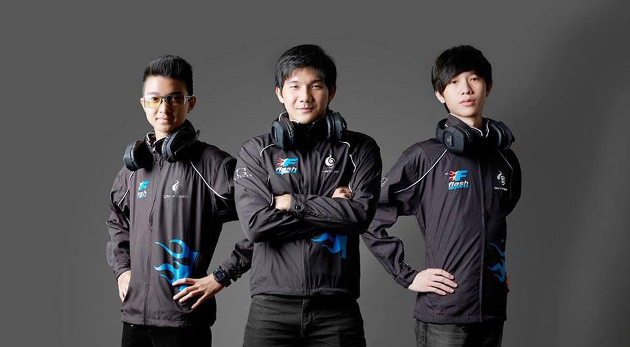 Team Flash Returns to the eSports Fray