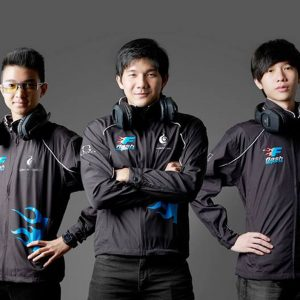 Team Flash Returns to the eSports Fray
