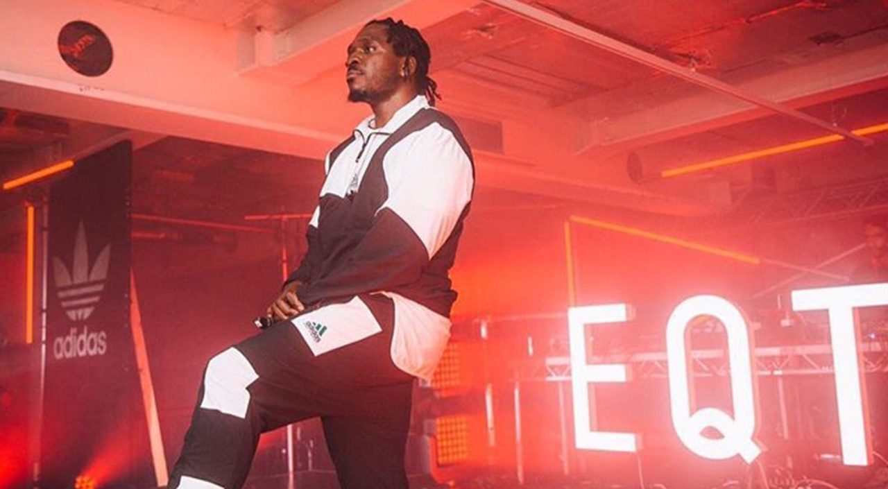 Adidas EQT: 10 Famous People Spotted Wearing Adidas EQT