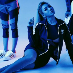 "Adidas' ""Here to Create"""