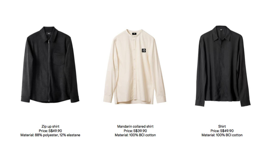 The Weeknd selects Spring Icons from H&M