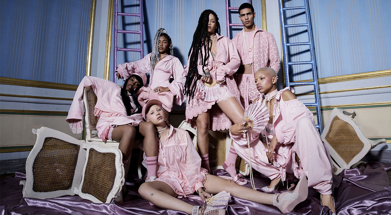 FENTY PUMA by Rihanna SS17