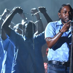 Kendrick Lamar's Tracklist