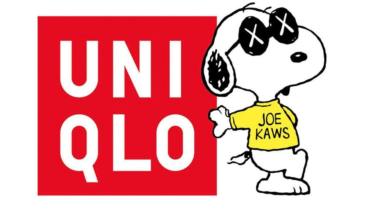 """Uniqlo """"UT"""" KAWS x Peanuts collection"""
