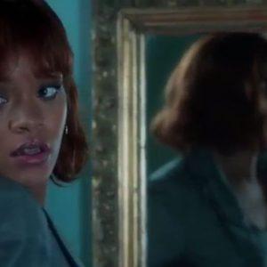 Rihanna Livestreamed Herself