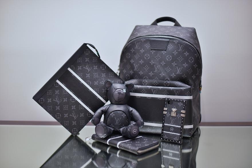 Fragment Design x Louis Vuitton