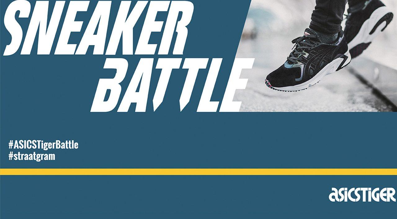 Sneaker Battle