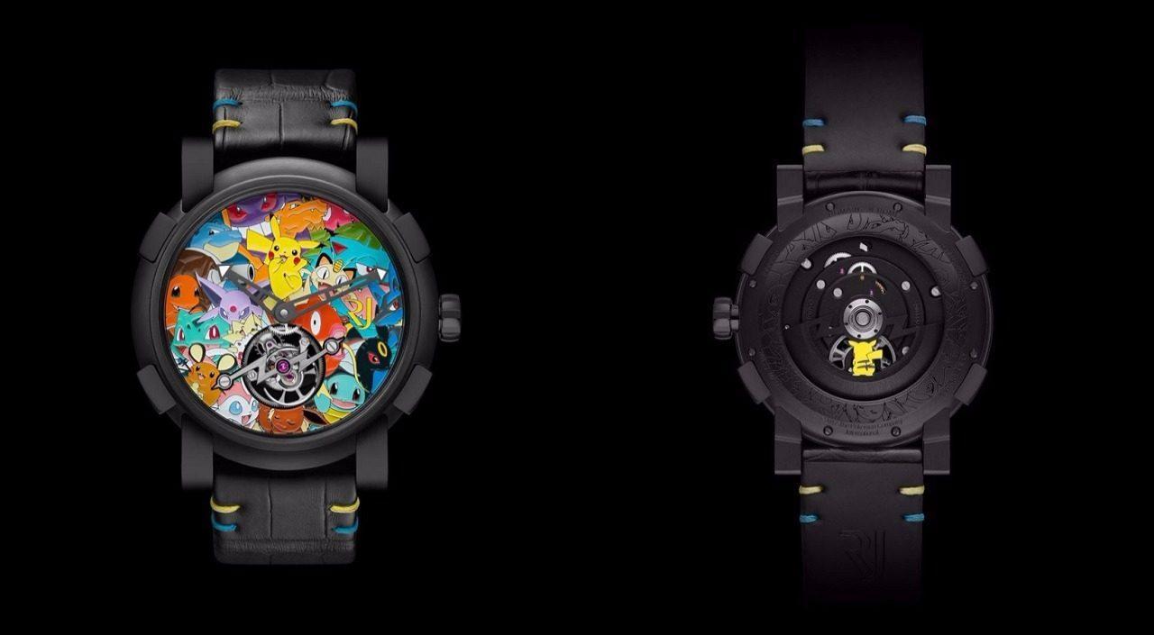 luxury-pokemon-watch