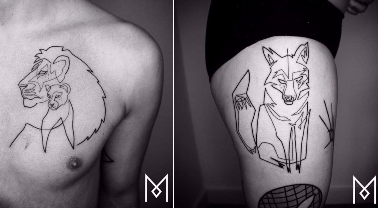 single-line-minimalistic-tattoos