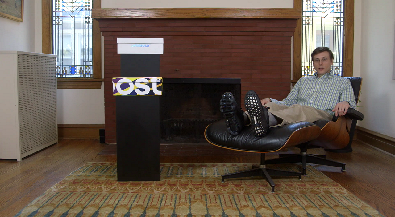 Brad Hall Puts the Adidas UltraBoost and Nike VaporMax Through a Comfort Test