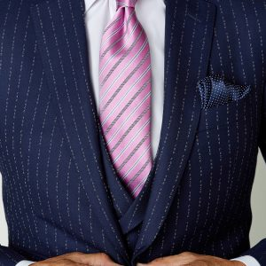 Conor McGregor pinstripe suit now on sale at David August