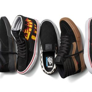 The Vans x Thrasher Collection is Finally Here