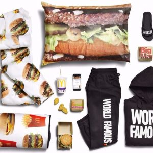McDonald's is Giving Away its McDelivery Collection for free