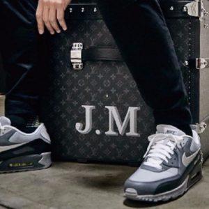 "The John Mayer x Nike Air Max 90 AIR MAYER ""Spirit Level"""