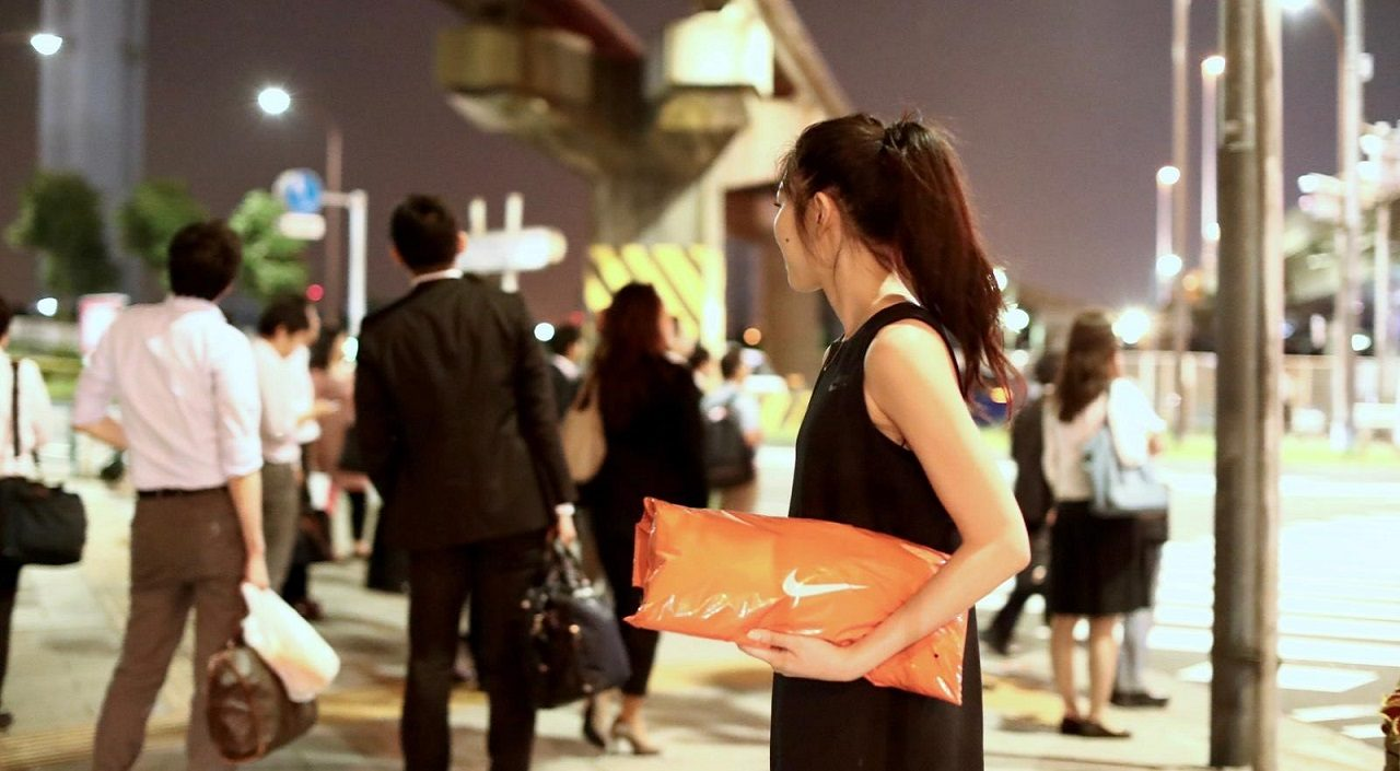 Nike Japan's new service lets customers pick up paid products at convenience stores