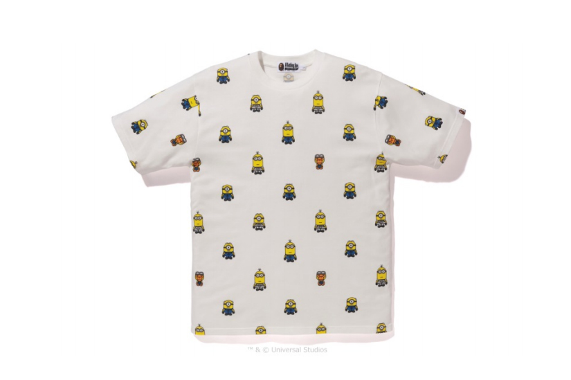 4307ca761 Bape x Minions Price List and Collection Revealed | Straatosphere
