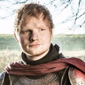 Ed Sheeran appeared in Game of Thrones Season 7