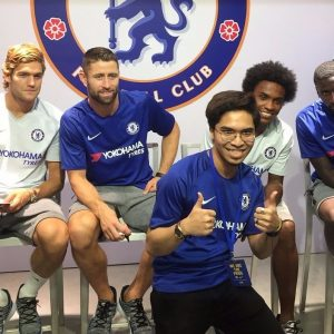 Here's What Went Down at the Singapore Chelsea FC Fan Meet