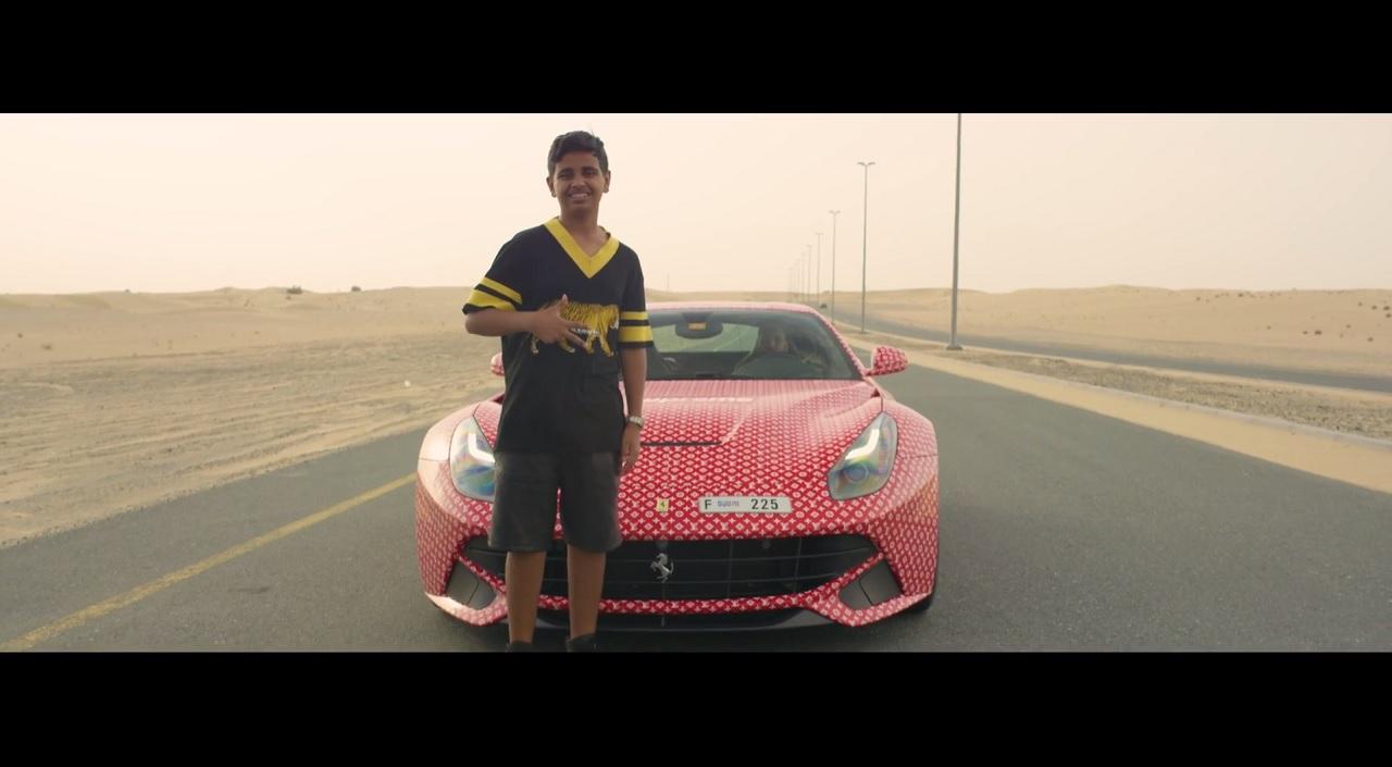 Money Kicks is the Owner of that Viral Supreme x Louis Vuitton Ferrari